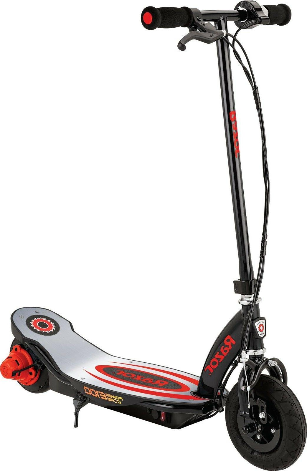 Razor Power Electric Scooter Deck Red