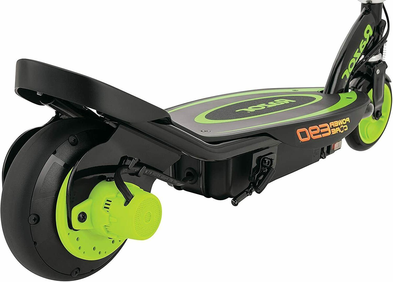 Razor Power Core E90 Electric Scooter - Hub Motor mph and 80 Ride