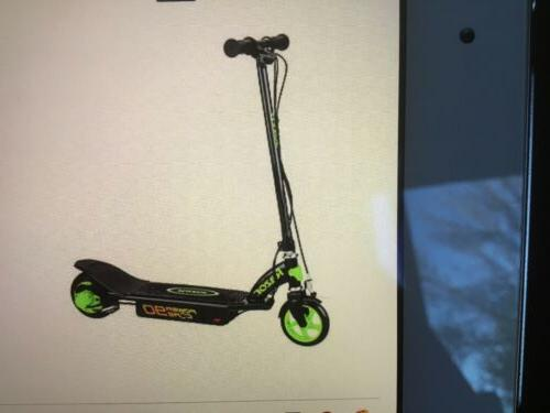 power core e90 electric scooter green new