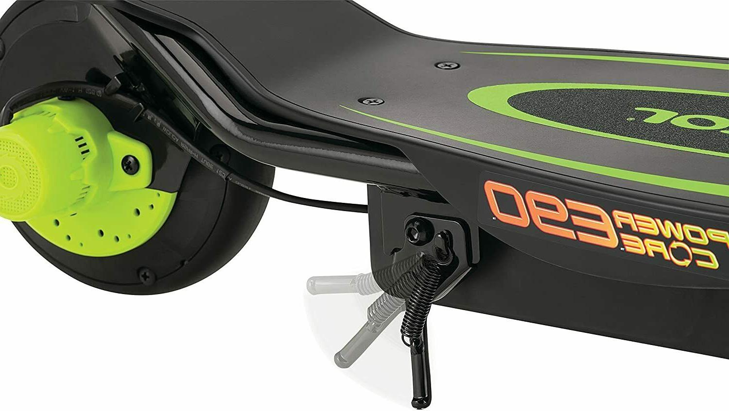 Razor Power Electric Scooter - Hub Motor Up mph and 80 Ride