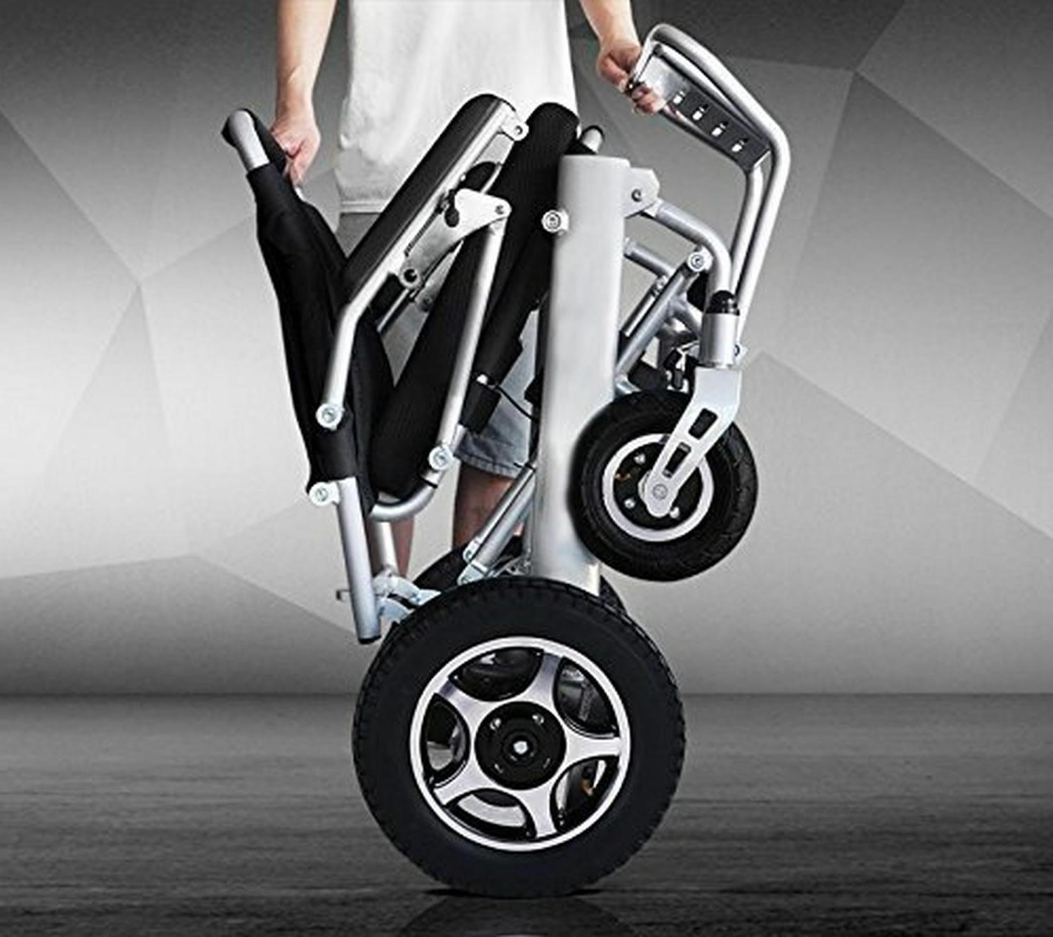Power Wheelchair Mobility