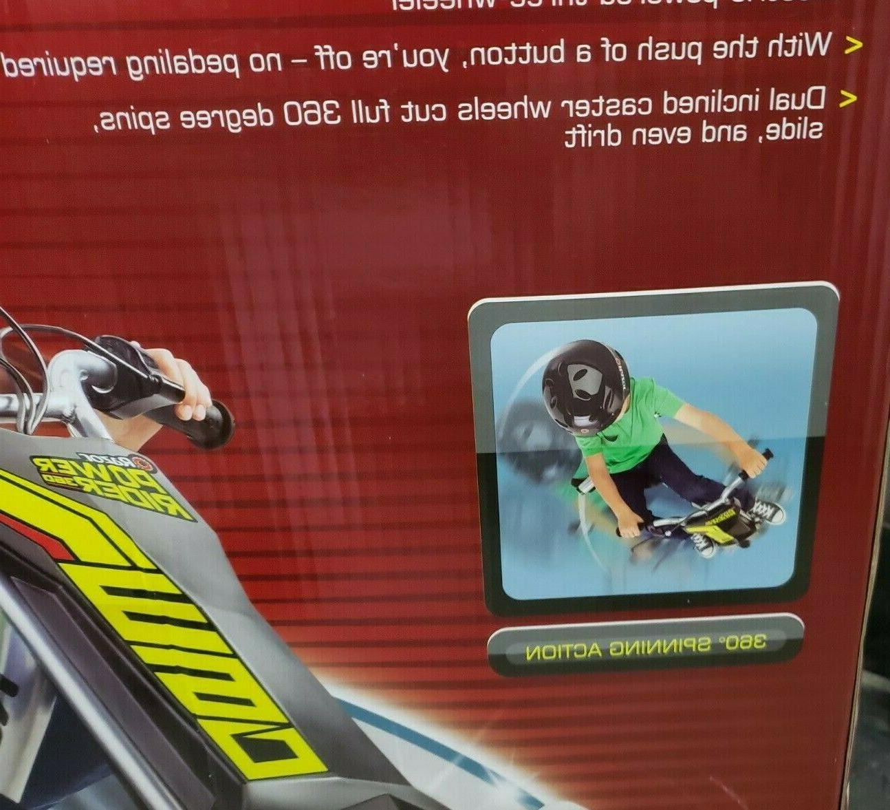Razor PowerRider Electric Tricycle BOXES