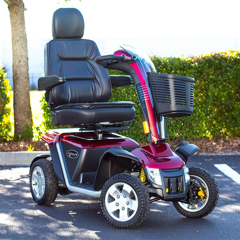 PURSUIT Duty Pride Scooter S714