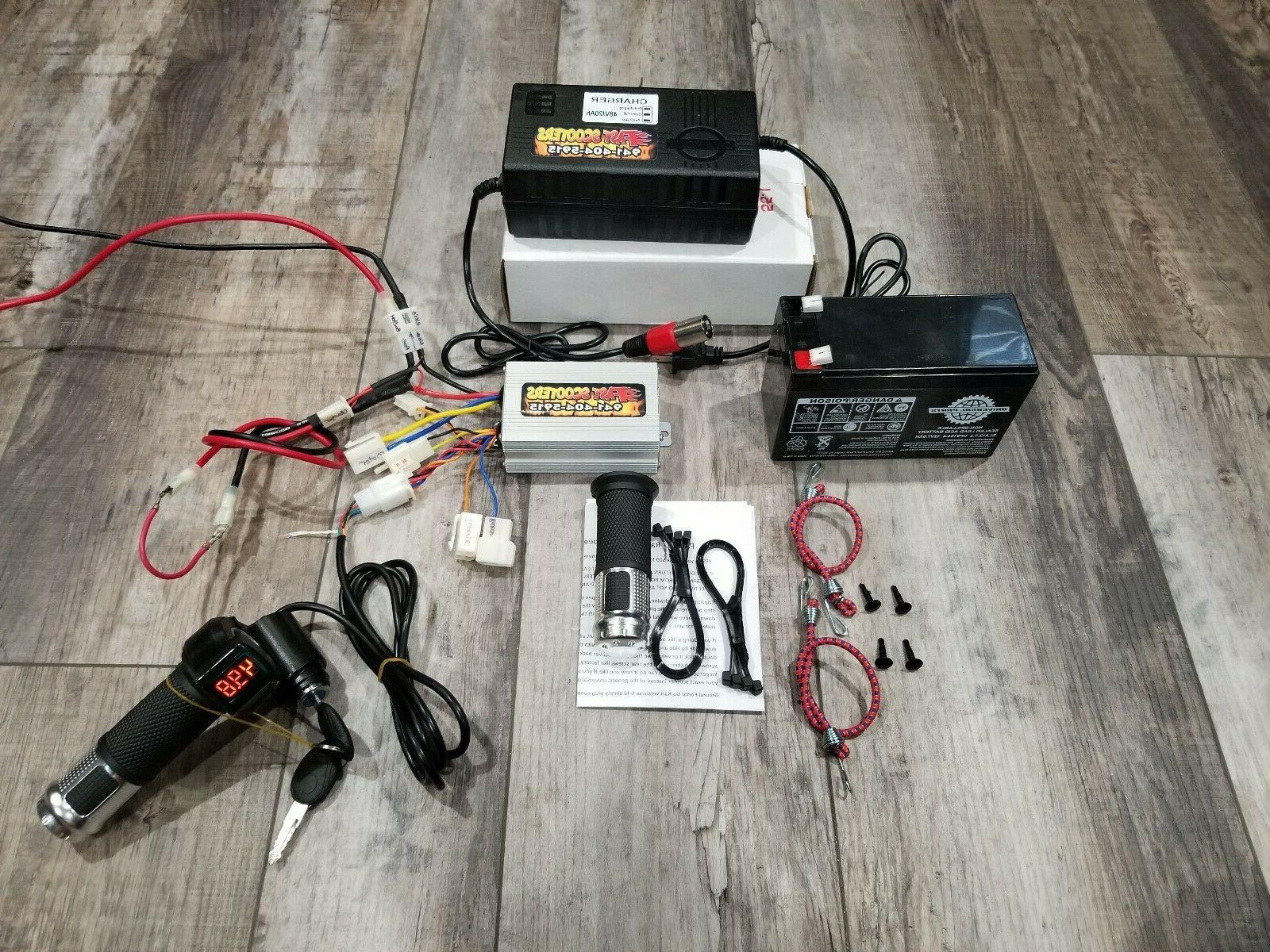 quad 500 performance kit 48v performance kit