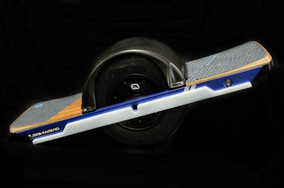 railbones heavy duty rail protection for onewheel