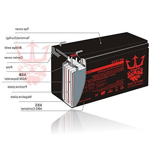 Razor E100 E125 E175 12V 2 Pack
