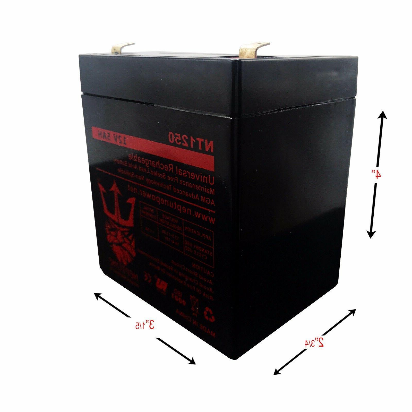 Razor E100 E125 Electric Battery 12V Pack