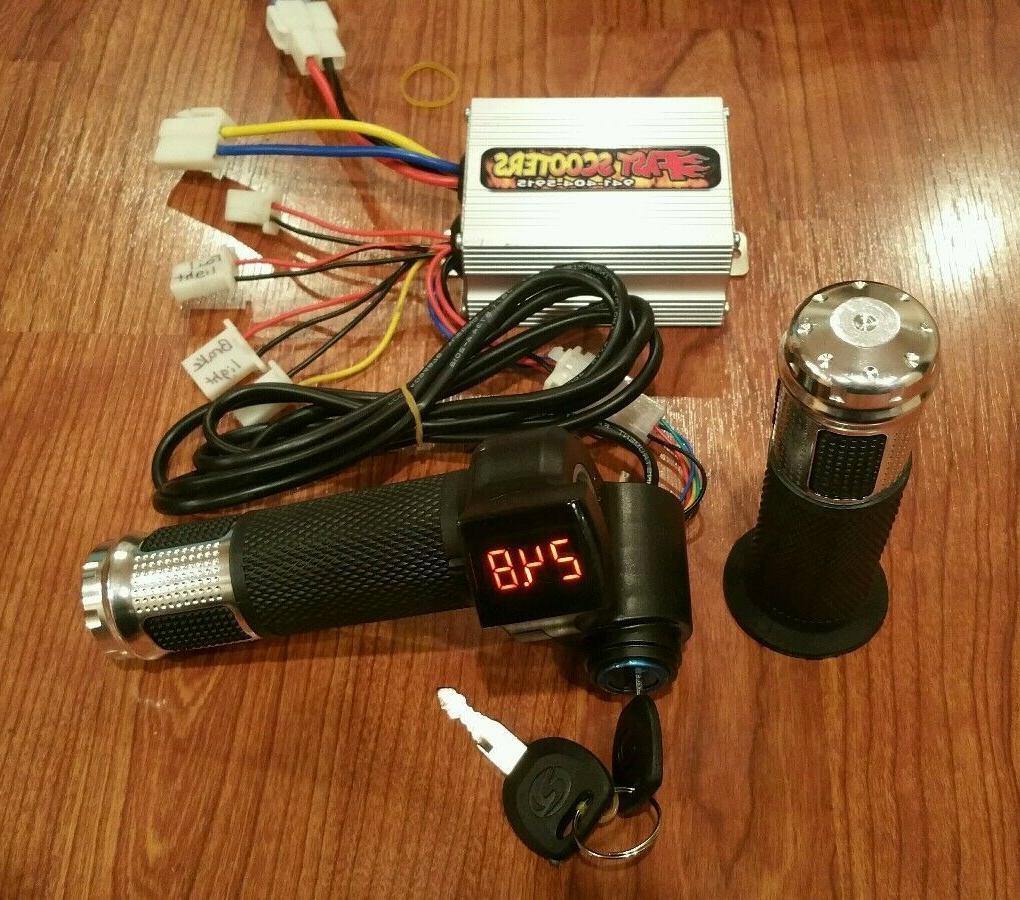 electrical kit throttle and controller Razor E300 /& E200 Variable Speed Kit