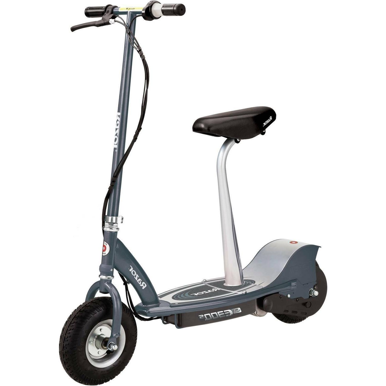 razor e300 electric scooter boy girl outdoor