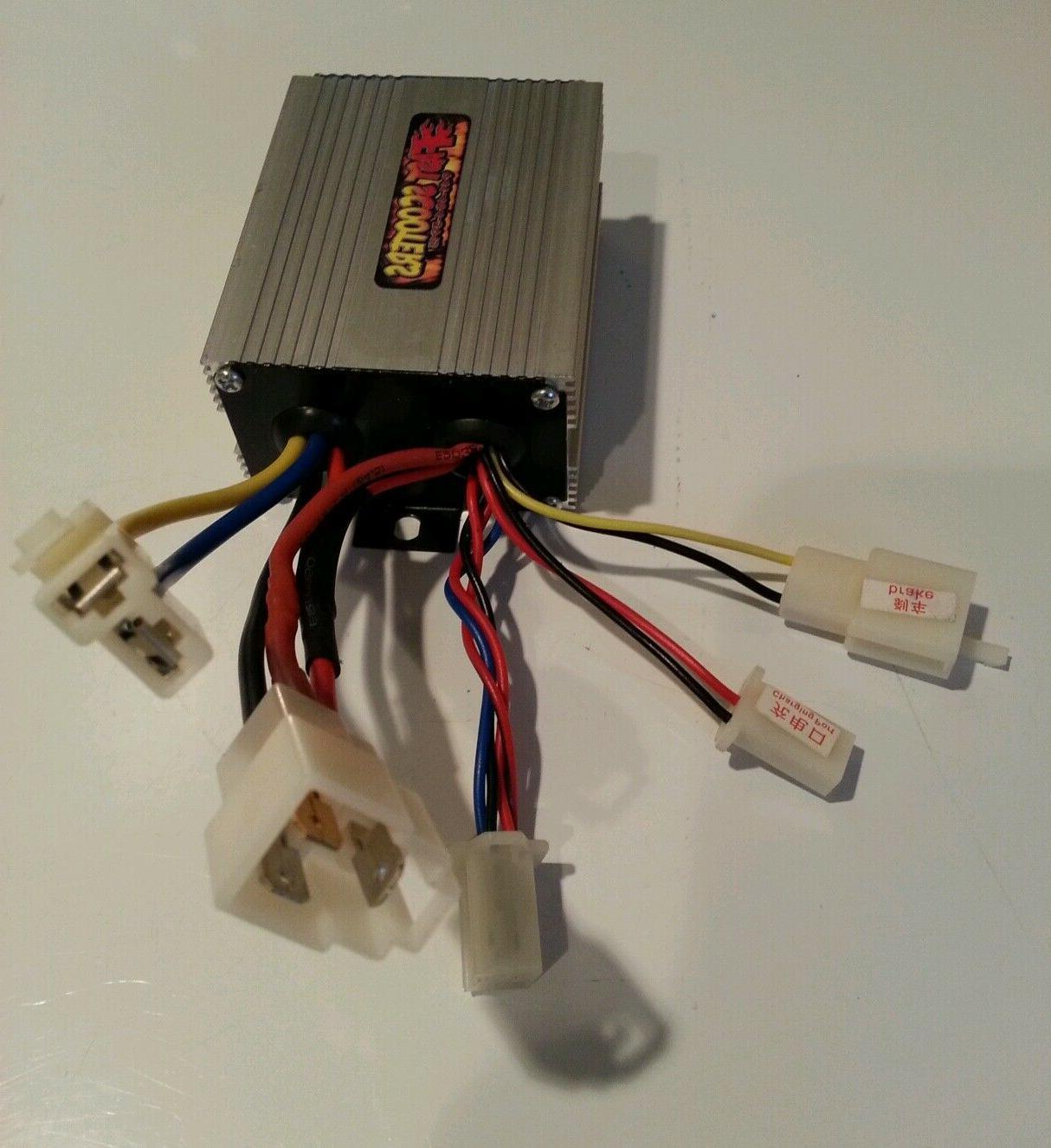 Razor Quad- Kit -controller and throttle