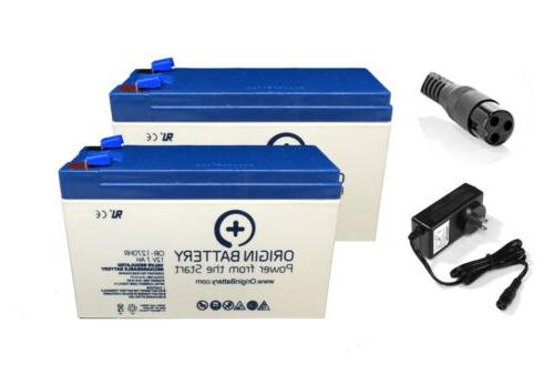 razor ground force go kart battery