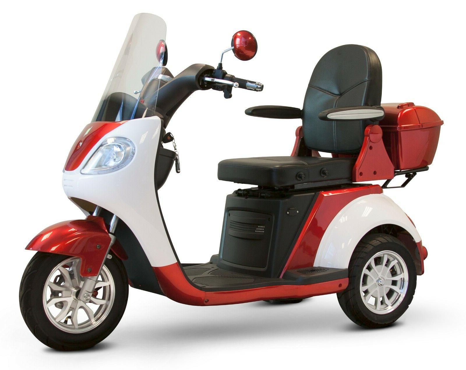 RED EW-42 3 Wheel 500 MPH