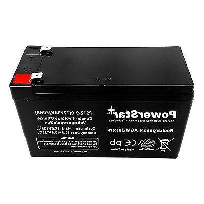 2 12V Sealed Lead Acid for and Toy Car