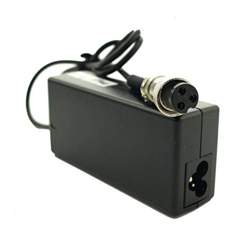Battery Charger For Razor E100 E175 E200 E300 E125 E150 E500 ;Mini Chopper; Dirt Quad; Pocket Rocket; Mod Scooter 3-Prong