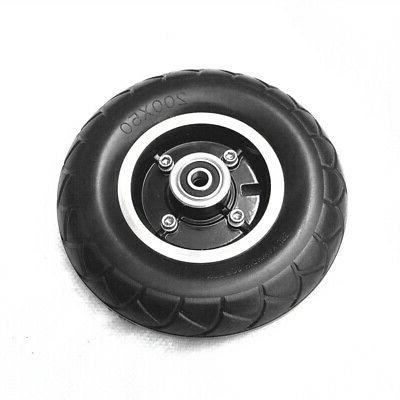 lightweight solid wheel outdoor black replacement sports