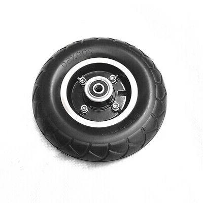 replacement solid wheel tire electric scooter no