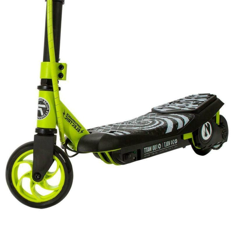 Reverb Electric Scooter Green Up To Pulse Products