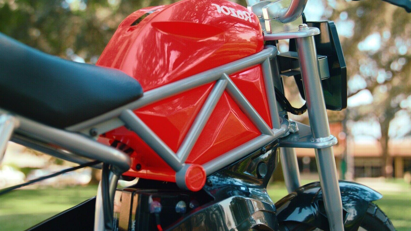 Razor 24 V Battery Motor Bike Free