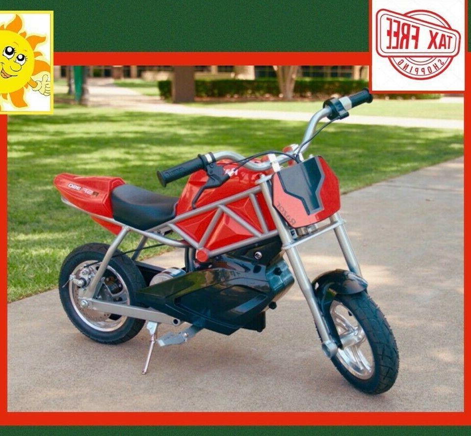 rsf350 24 v battery electric sport motor