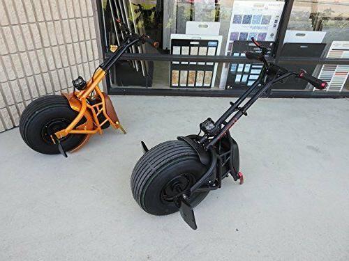 SUPERRIDE S1000 Electric Big Wheel & Motor