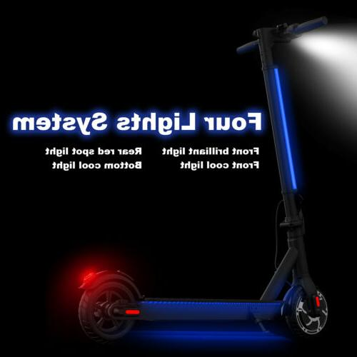 """Hiboy S2 Scooter Folding 6.5"""" Solid Tires Teens"""