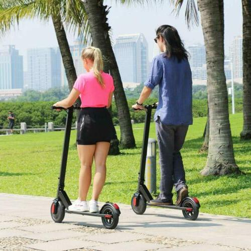 Megawheels Electric Scooter Ultralight Folding Adults