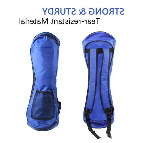 """Scooter Backpack for 6.5"""" Two-Wheel Blue"""