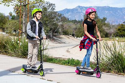 kids electric scooter 8 years up rechargeable