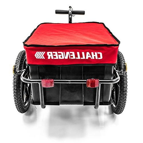 Challenger Mobility Trailer for Pride Heavy Duty Tires
