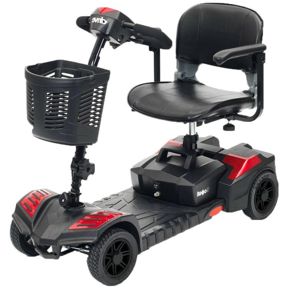 Scout 4 4-Wheel Mobility by