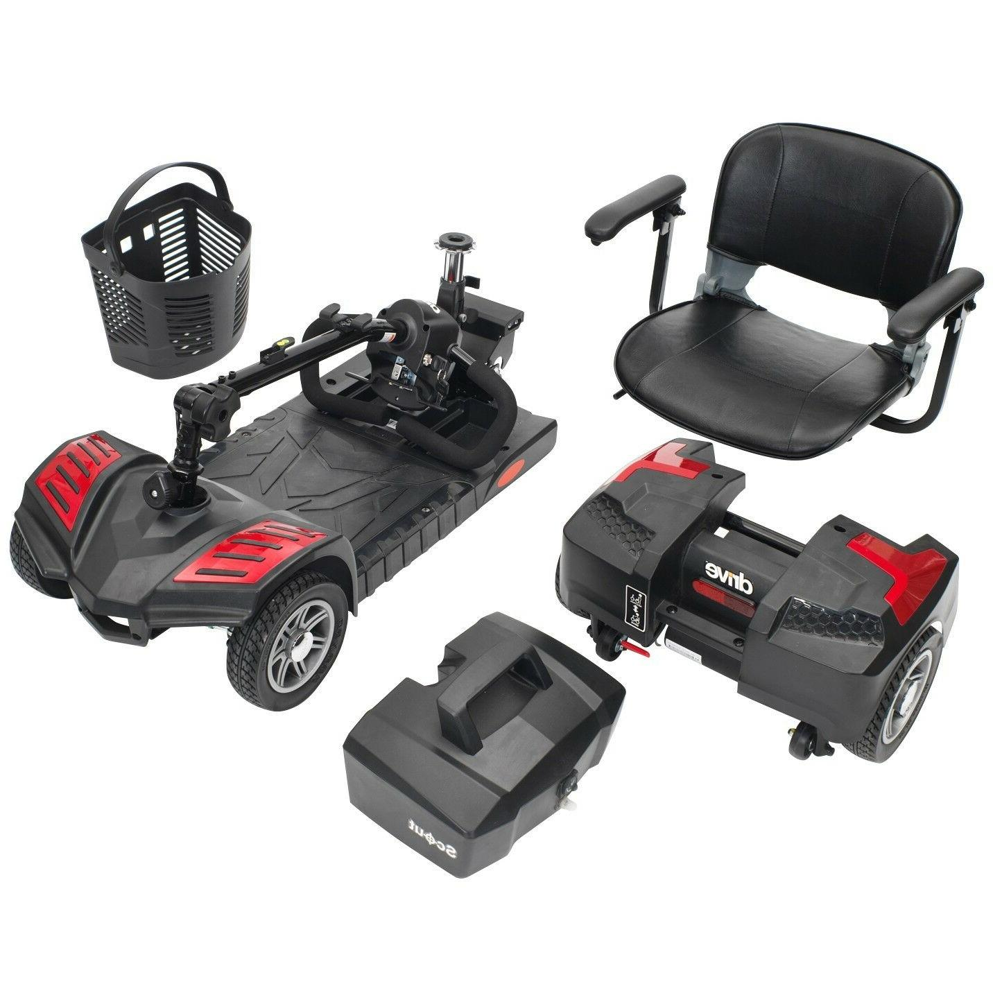 Scout 4-Wheel Mobility Compact by