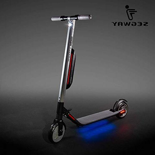 Ninebot Segway - Kick Scooter Electric Scooter 28 Mile Top Speed, Mobile App Connectivity