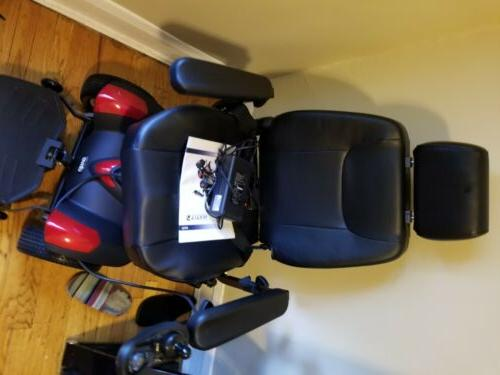 select 6 electric mobility chair brand new