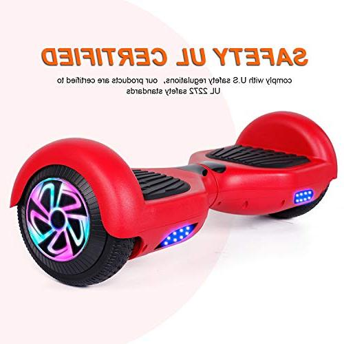 EPCTEK Hoverboards Carrying Bag,6.5 Two Wheel for Kids and Adults-UL2272 Certified