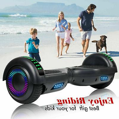 Self Scooter Hoverboard UL2272 w/ Bluetooth Light