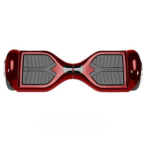 HOVERZON S Series Self Balance Scooter 2272; Dual 250-Watt Motor; Durable Battery