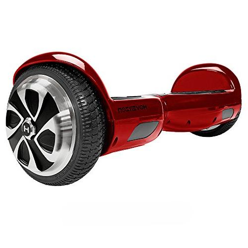 series self balance hoverboard scooter