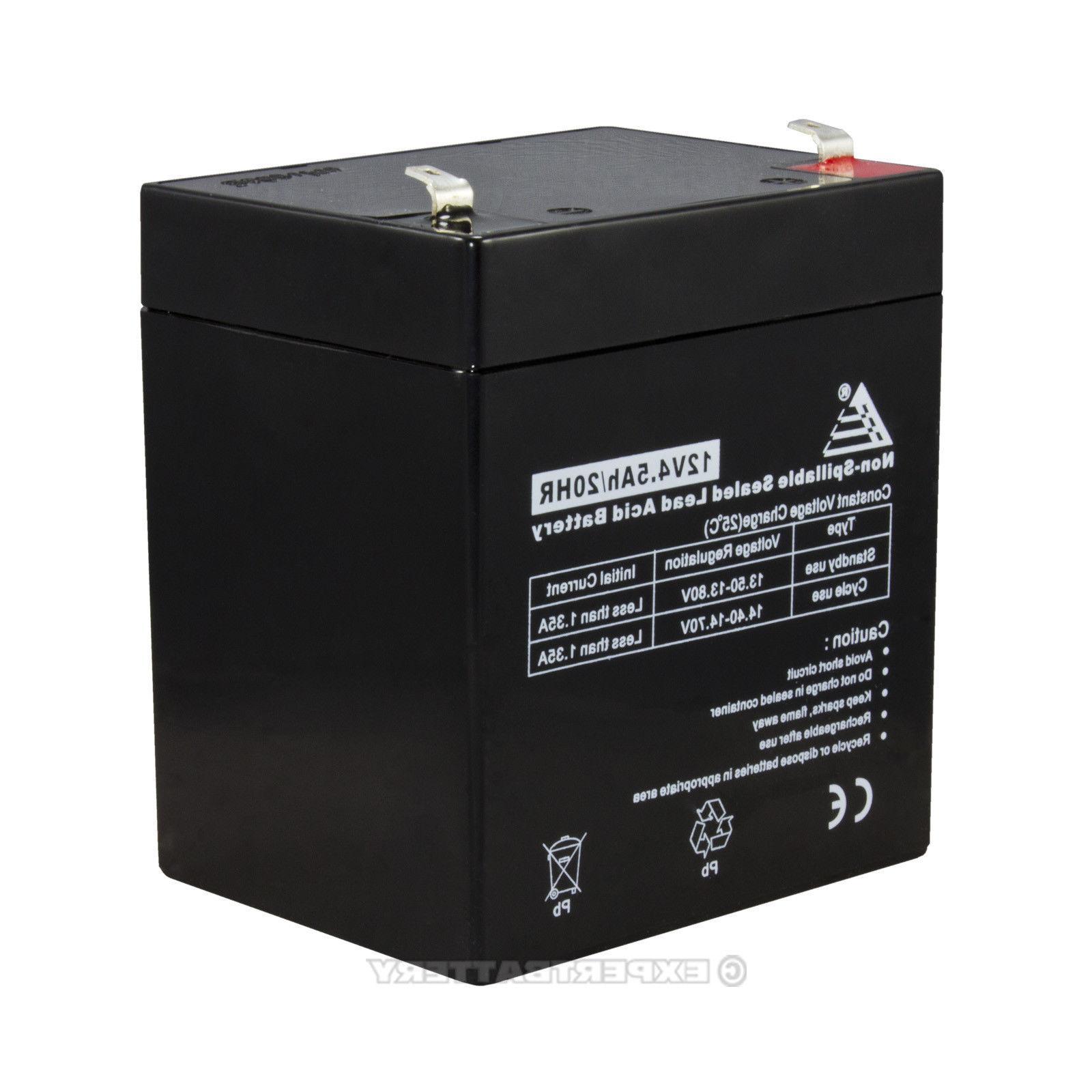 12V Razor Electric & Pack
