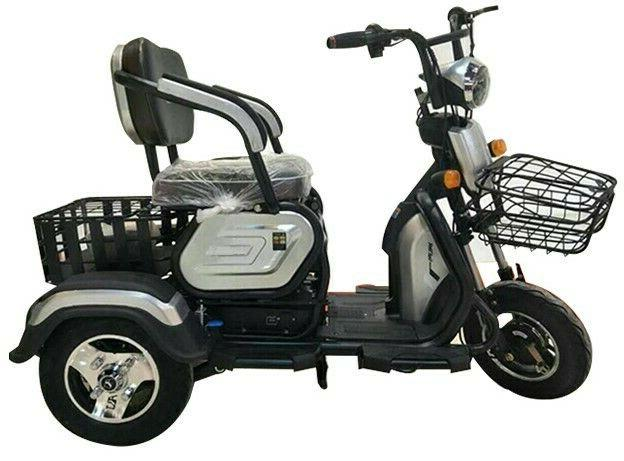 SLS-500 Recreational Mobility Scooter - Dual Purpose Scooter