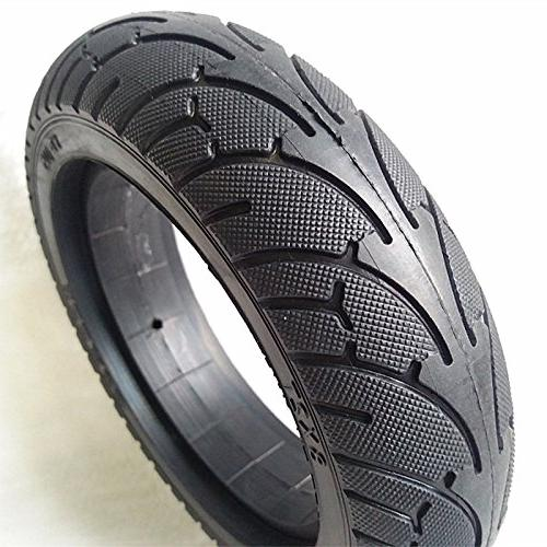 solid rear tire used