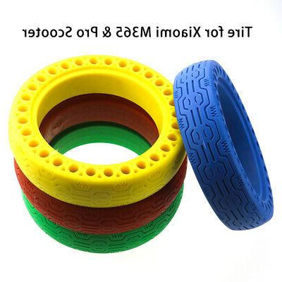 Solid Tire Replacement For Electric Scooter Xiaomi Mi M365 /