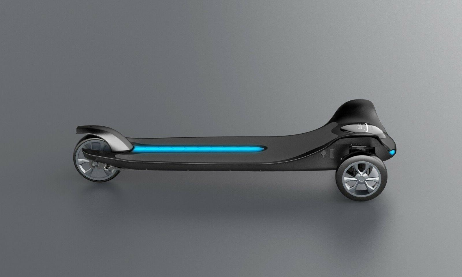 TOMOLOO 3 Three Wheel Scooter Skateboard Remote