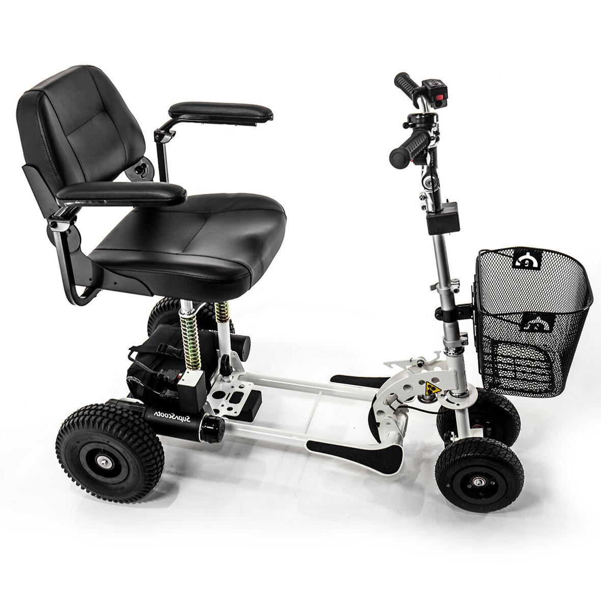 Supascoota Mobility Scooter for Outdoor Offroad NEW