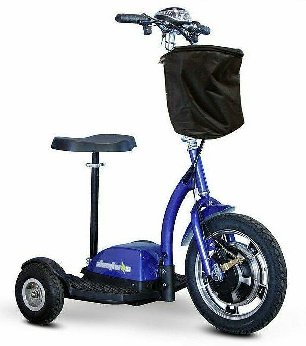 stand ride scooter