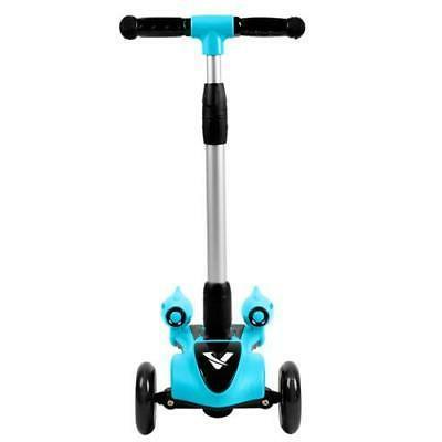 streamer three wheel adjustable kick