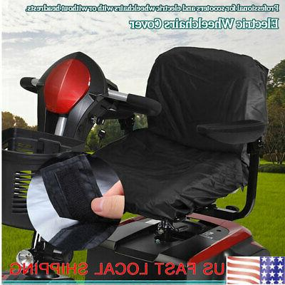 strong nylon waterproof seat cover for electric