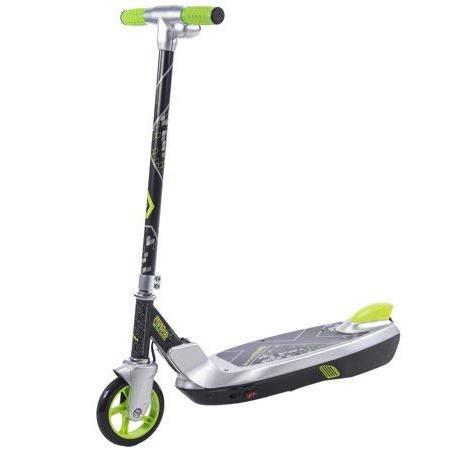 sturdy machine battery powered scooter