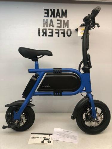 Super Hover-Way Collapsible MPH Scooter Bike