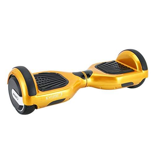 """Cimiva All Terrain Hoverboard, 6.5"""" inch Wheels Smart Self Scooter for Kids Young Mode"""