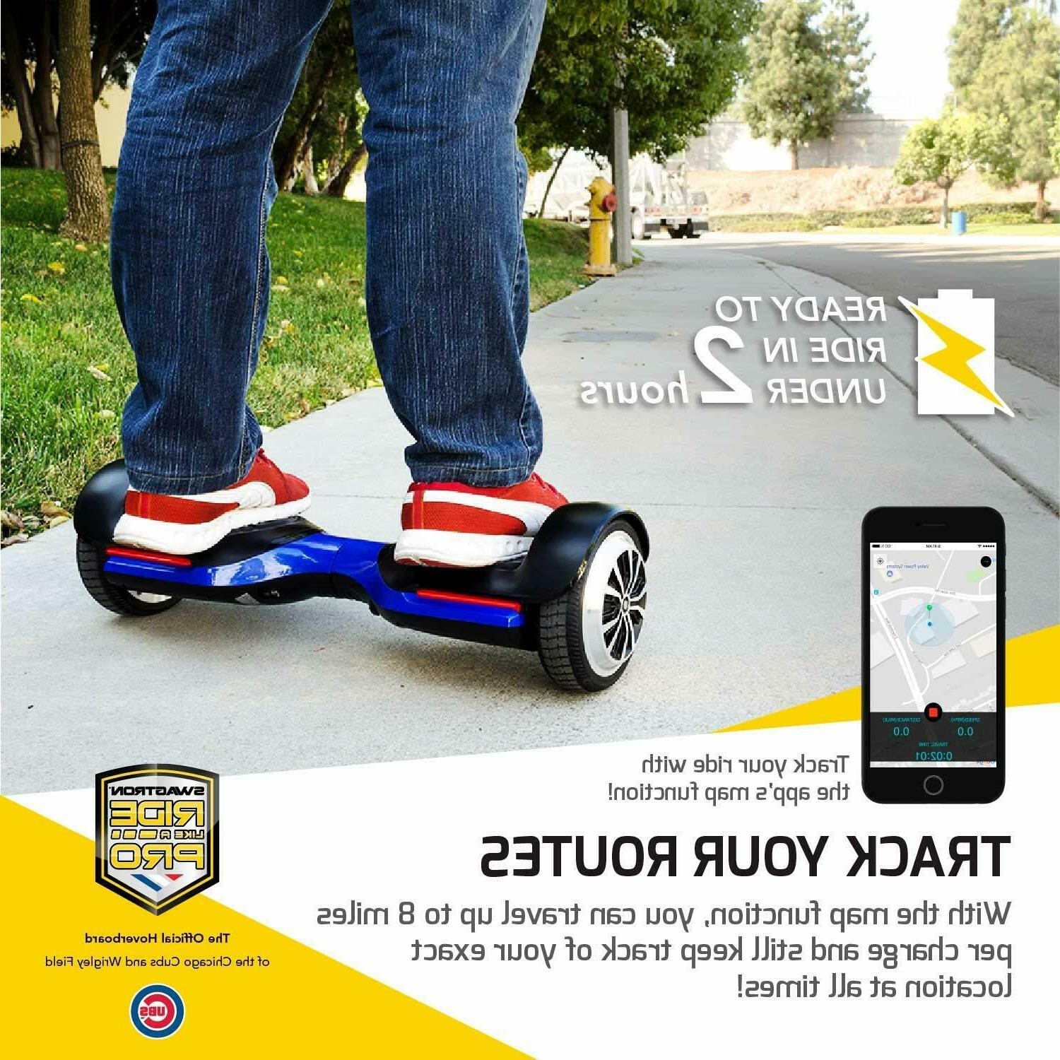 Hoverboard Bluetooth w/Speaker